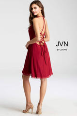 JVN52153 Burgundy back