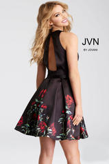 JVN53197 Black/Multi back
