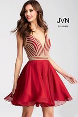 JVN53392 Burgundy front