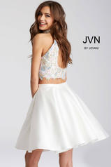 JVN54474 White/Multi back
