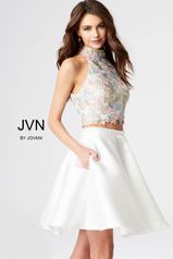 JVN54474 White/Multi front