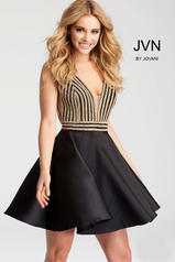 JVN54475 Black/Gold back