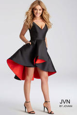 JVN55402 Black/Red front