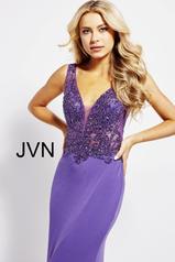 JVN58124 Purple detail