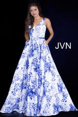JVN60561 White/Print front