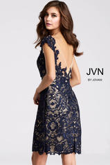 JVN28104 Navy back