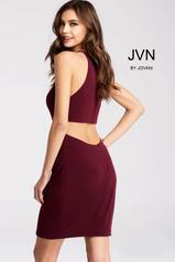 JVN43008 Eggplant back