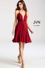 JVN52153 Burgundy front