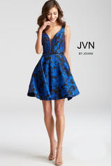 JVN53112 Black/Royal front