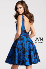 JVN53112 Black/Royal back