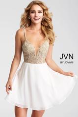JVN53178 Ivory/Gold front
