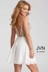 JVN53178 Ivory/Gold back