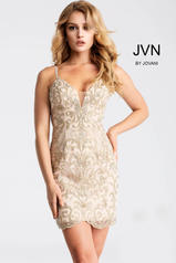 JVN53184 Nude/Gold front