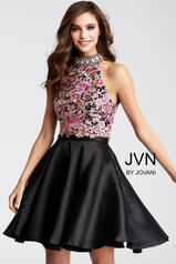 JVN54474 Black/Multi front