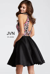JVN54474 Black/Multi back