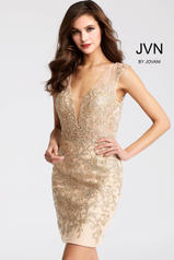 JVN55145 Nude/Gold front