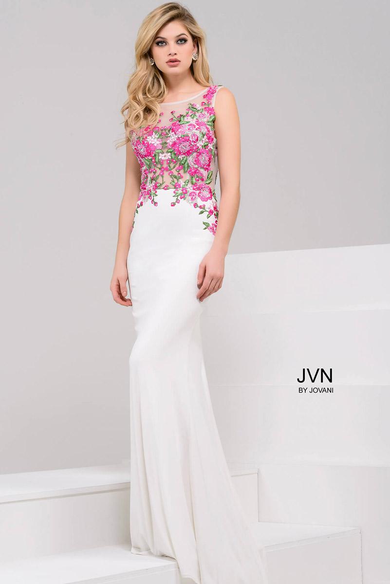 JVN   JVN Short Dresses   JVN Collection JVN by Jovani Homecoming ...