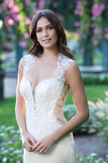 3921 Ivory/Silver/Nude front