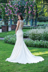 3921 Ivory/Silver/Nude back