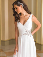 8863 Ivory/Silver front