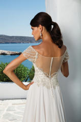 8957 Natural/Light Almond/Silver/Nude back