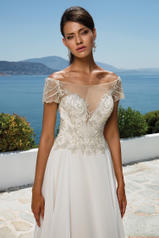 8957 Natural/Light Almond/Silver/Nude detail