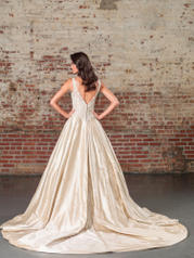 9855 Oyster/Silver/Nude back