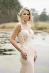 6454 Champagne/Ivory/Nude detail