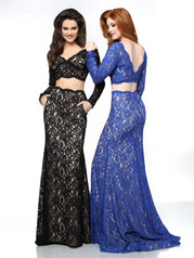 17538 Envious Couture Prom by Karishma