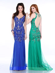 17556 Envious Couture Prom by Karishma