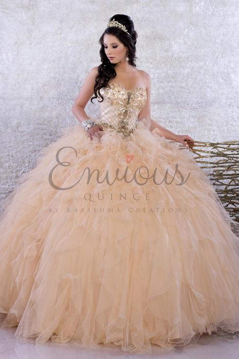 Envious Quinceañera