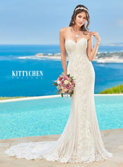 H1639 Ivory/Champagne front