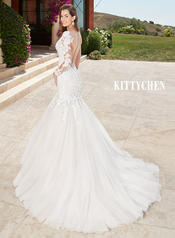 H1721 Ivory/Toffee back