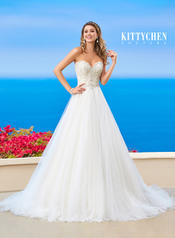 H1658 Ivory/Champagne front