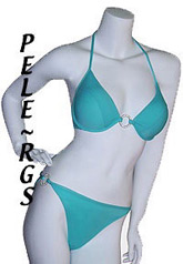 Pele/RGS Lady M Swimwear Collection