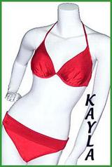 Kayla Lady M Swimwear