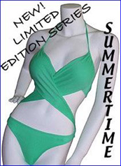 Summer Time Lady M Swimwear Collection