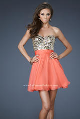 18445 SIZE 8 CORAL WAS $398
