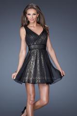 19403 La Femme Short Dresses