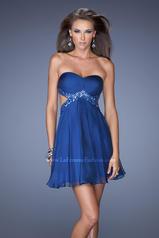 19430 La Femme Short Dresses