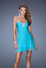 19431 La Femme Short Dresses
