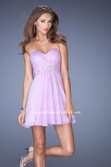 19433 La Femme Short Dresses