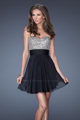 19441 La Femme Short Dresses
