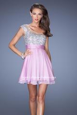 19456 La Femme Short Dresses
