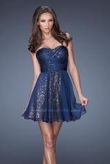 19510 La Femme Short Dresses