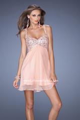 19666 La Femme Short Dresses