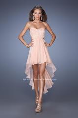 19716 La Femme Short Dresses