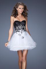 19748 La Femme Short Dresses
