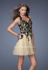 19753 La Femme Short Dresses