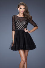19841 La Femme Short Dresses